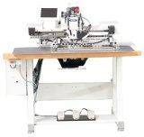 Máquina de coser del modelo programable para los materiales extremadamente gruesos y duros