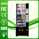 Máquina expendedora combinada fría negra de 2016 mini Drinks&Snacks