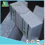 低価格高密度耐火性EPSのセメントの壁パネル