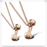 方法ネックレスのファッション小物のステンレス鋼のペンダント(NK992)