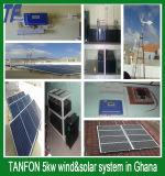 El sistema solar/220V del almacenaje de la potencia 100W-1000W se dirige eficacia alta del panel del picovoltio del sistema eléctrico