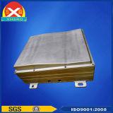 Superficie del radiatore di brillamento di sabbia del dissipatore di calore accumulatore per di automobile elettrica