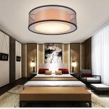 Die Hauptschlafzimmer-Beleuchtung-Eisen-Decken-Lampe für Wohnzimmer
