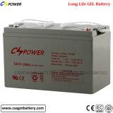 Batteria profonda ricaricabile del ciclo di volt 100ah della batteria 12 del AGM