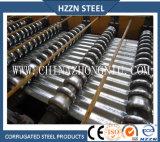 Galvanisierte gewölbte Stahlstahlbleche