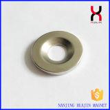 Bewegungspermanenter Neodym-Abnehmer-Ring-Magnet