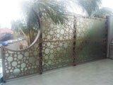 حارّ عمليّة بيع أمان ألومنيوم زخرفيّة حديقة [برتيأيشن ولّ] لأنّ [كرتين ولّ]