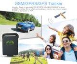 Indicatore di posizione personale di GPS dell'inseguitore e del video della scheda di SIM con la porta del USB per caricarsi