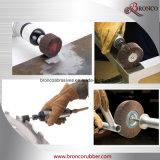 Roda da aleta de pano de Klingspor para o aço inoxidável