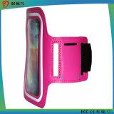 SamsungギャラクシーS5、iPhone 6/6s及びHTC (ピンク)のための腕章