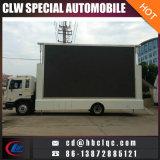 Veicolo mobile esterno del Mobile della visualizzazione di LED del camion della fase di JAC LED