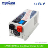 Carregador de 500W ~ 8000W Solar Power Inversores, Display LCD, controle remoto, off-Charge Function