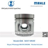Cat S6k S6kt Oil Gallery Mahle Piston