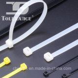 Uno mismo ignífugo de la buena venta que bloquea las ataduras de cables de nylon