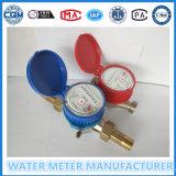 Seul mètre d'eau de gicleur pour l'eau chaude