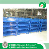 Il nuovo contenitore piegante della rete metallica per il magazzino con Ce