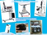 De Ce Goedgekeurde Microscoop van de Lamp van de Spleet van het Ziekenhuis Digitale (waarom-J5S)