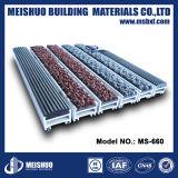 Stuoie di alluminio antipolvere resistenti dell'entrata del portello
