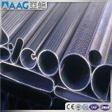 Tubulação redonda de alumínio