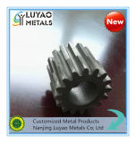 Precisión del CNC trabajada a máquina con acero inoxidable