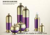 De nieuwe Ovale Acryl AcrylFles &New Saquare Acrrylic van &Mushroom & de Trommelvormig AcrylKruik van de Fles van de Lotion &Cream
