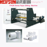Máquina que raja de la escritura de la etiqueta de papel automática para el corte