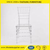 결혼식 수지 Chavari 의자를 위한 Tiffany 명확한 의자