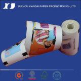 Roulis de papier de papier de position de papier de caisse comptable de producteurs de Rolls de caisse comptable vendant une caisse comptable utilisée