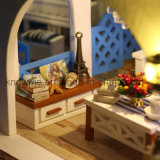 China 3D Model Wooden Toy DIY Dollhouse Miniature