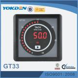 Gt33 엔진 디지털 발광 다이오드 표시 Rpm 미터