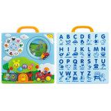 Brinquedos educacionais de aprendizagem inteletuais da tabela de jogo para os miúdos (H0895103)