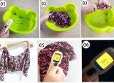 새로운 디자인 Microfiber 직물에 의하여 인쇄되는 냉각 수건