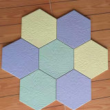 200 * 230mm Athroom Hexagon Six Corners Azulejo de cerámica