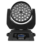 36PCS10W colada principal móvil del zoom LED