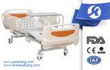 Halb-Fowler-manuelles Krankenhaus-Bett mit drehentisch