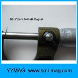 فائقة قوّيّة مصغّرة مغنطيسيّة عصا نيوديميوم مغنطيس لأنّ عمليّة بيع