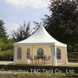 Tente en aluminium personnalisée de pagoda de Gazebo de PVC pour l'usager d'événement