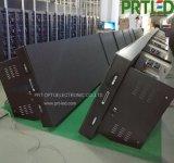IP65 P10 al aire libre que hace publicidad de la cartelera del LED Digital para el perímetro del estadio de fútbol