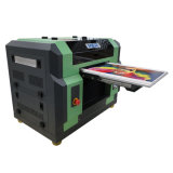 Máquina de impressão da pena de Digitas da cor do verniz A3, máquina de impressão do frasco