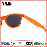 人(YJ-S046)のためのYnjnの良質の多彩なプラスチックサングラス