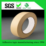 Crepe de enmascarado de rasgado fácil de fines generales de cinta de papel