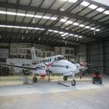 Hangar d'avion de structure métallique avec la qualité