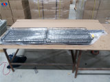 Rack de montaje personalizado del alambre del metal del piso