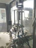 Roterende het Vullen en het Afdekken Machine voor Vaseline