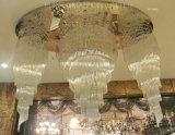 Lâmpada de cristal extravagante do pendente para a HOME ou o hotel
