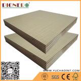 La mélamine de papier imperméabilisent le contre-plaqué stratifié