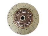 Isuzu Clutch Disc 350mm * 10 pour Ftr Medium Truck 032