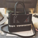 2017 sacs d'emballage bon marché cloutés par mode de vente en gros de sac à main faits dans Guangzhou Sy7908