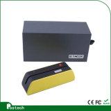 新しい到着のBluetooth Msr X6 Magstripeの読取装置著者、最も小さい磁気カード著者Msr X6 Bluetooth
