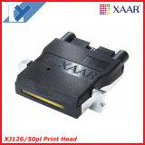 Cabeza de impresión de Xaar 126/50pl para Algotex, Aprint, Vinylking, Azon, Graphtec, Sun nuevo Drakar, impresoras de Yaselan